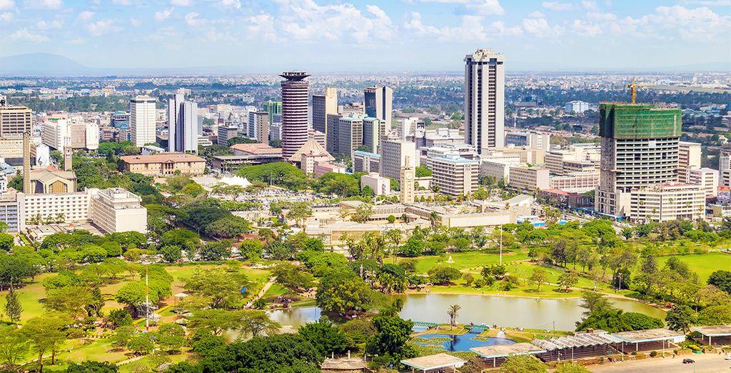 Safari in Kenya - pacchetti vacanze