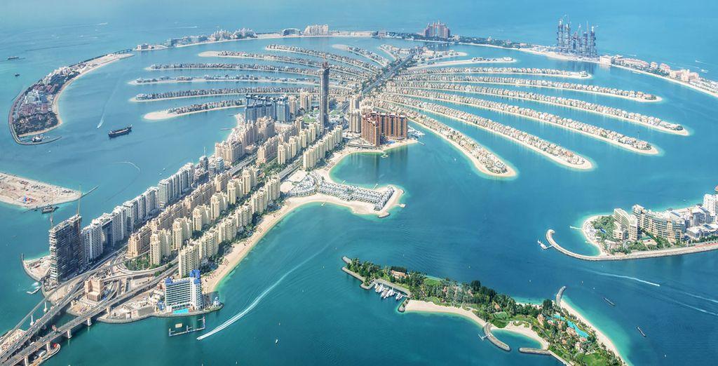 FIVE Palm Jumeirah Hotel 5*