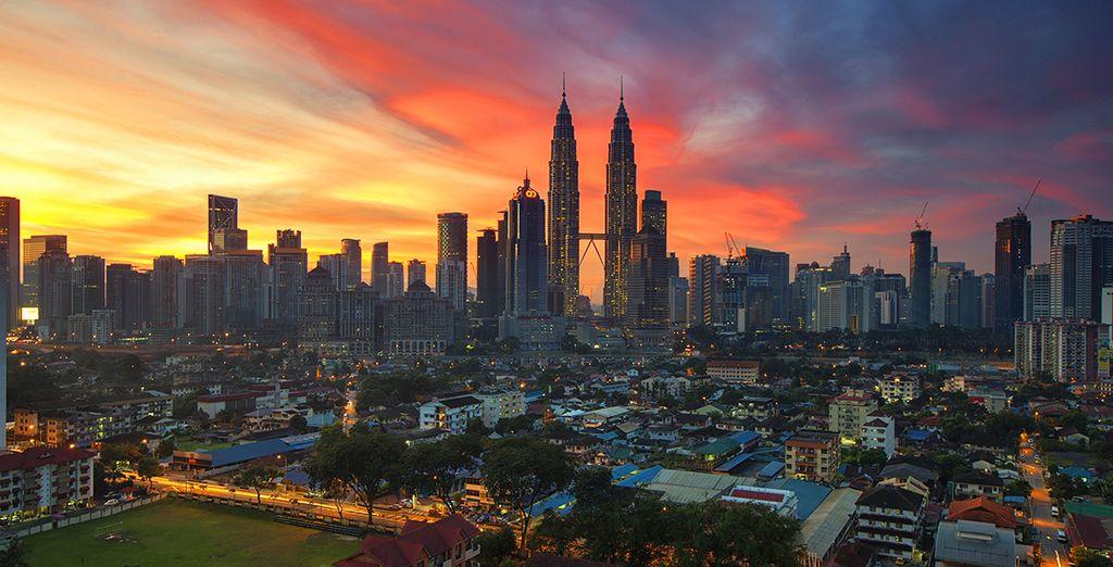 Lasciatevi affascinare dalla Malesia