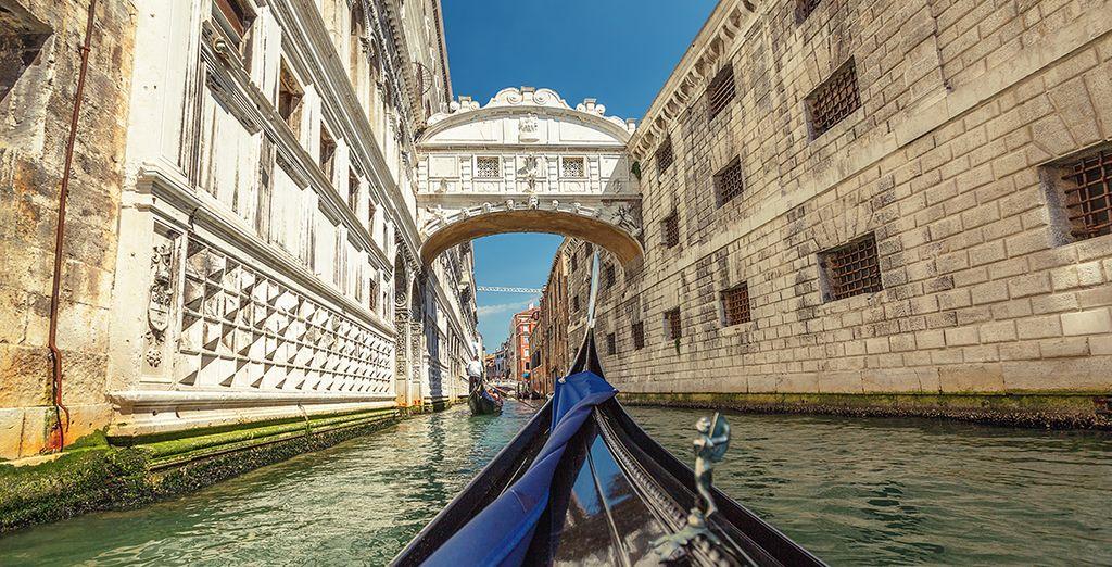 Godetevi un soggiorno a Venezia in un elegante hotel