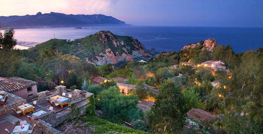 Regalatevi una vacanza in Sardegna immersi in un parco naturale