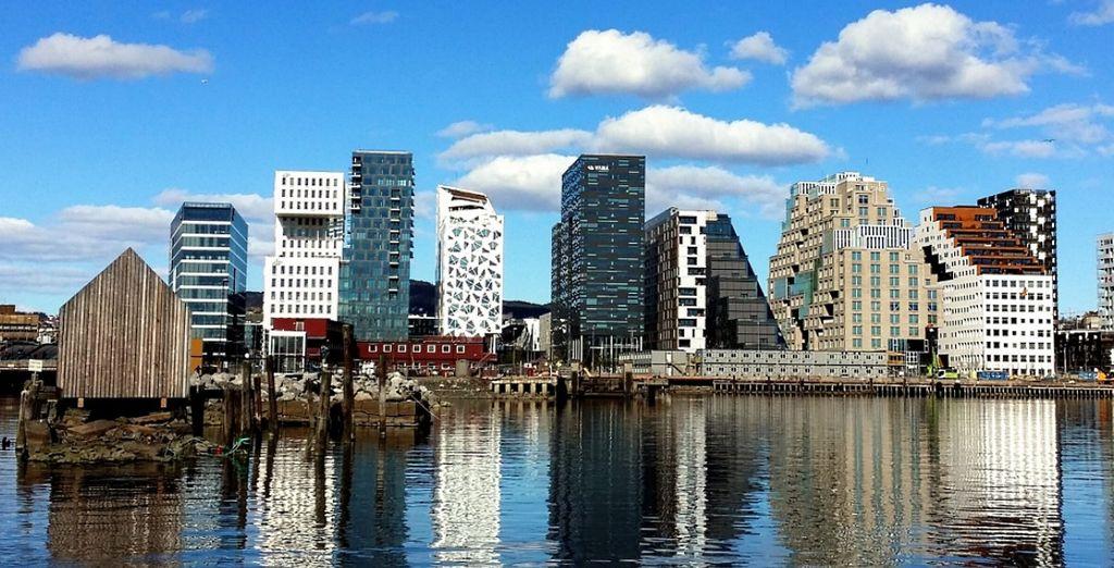 Oslo vi conquisterà con tutto il suo fascino