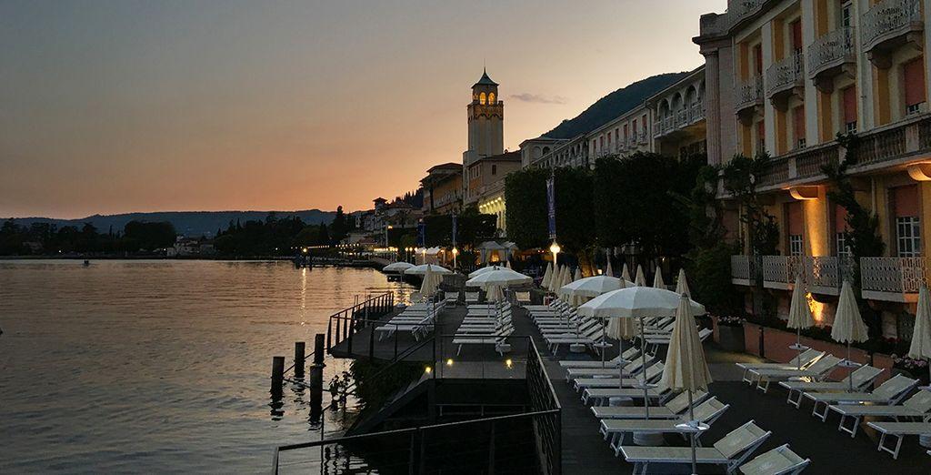 Grand Hotel Gardone 4* - hotel a sirmione