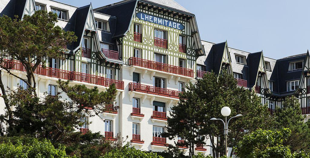 Dit legendarische hotel heropent zijn deuren in het voorjaar van 2017 na een grote metamorfose