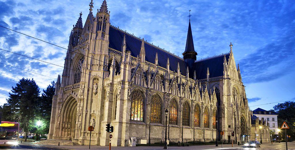 Prachtige kathedralen
