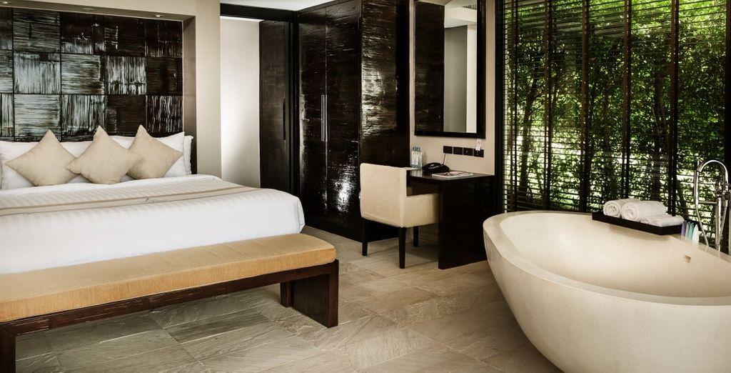 Of geniet van de Aan het strand Star 2 Bedroom Pool Villa