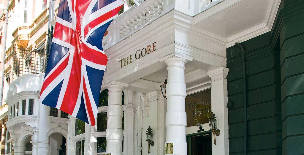 Welkom bij The Gore Hotel
