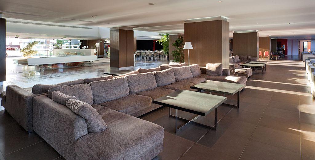 Geniet van het modern comfort en elegantie