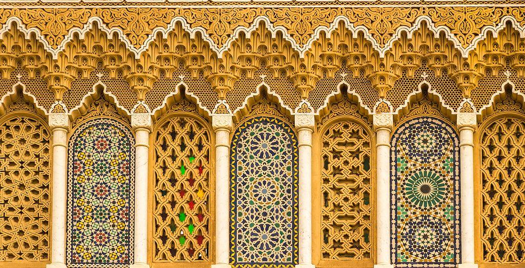 Kom het prachtige Marrakech ontdekken