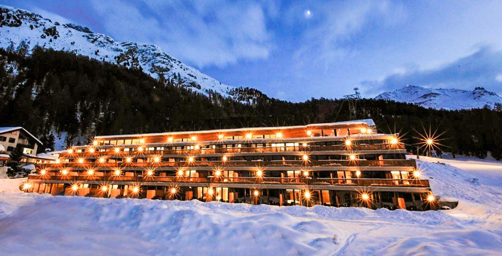 Voor een idyllisch uitje in het hart van de Zwitserse Alpen