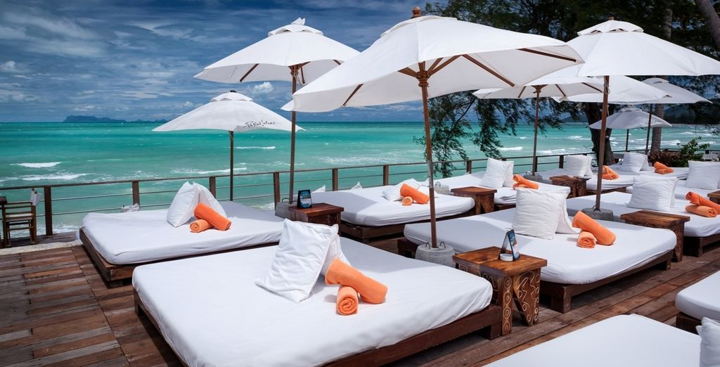Relax aan de Golf van Thailand