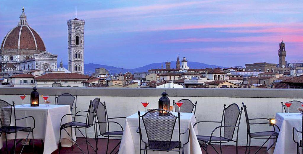 Bienvenue à Florence !