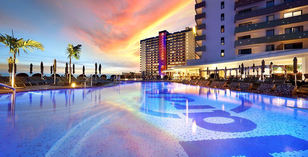 Welkom in het Hard Rock Hotel Tenerife!