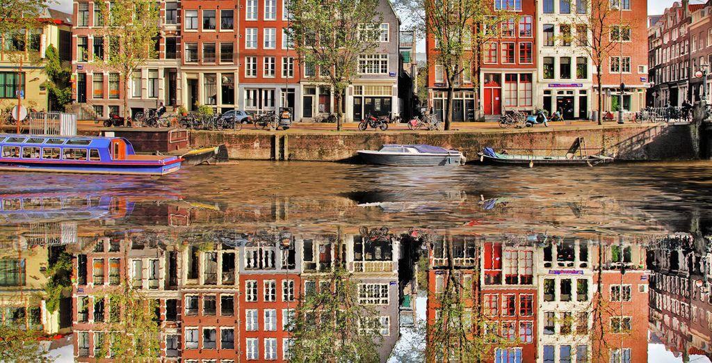 Welkom in prachtig Amsterdam!