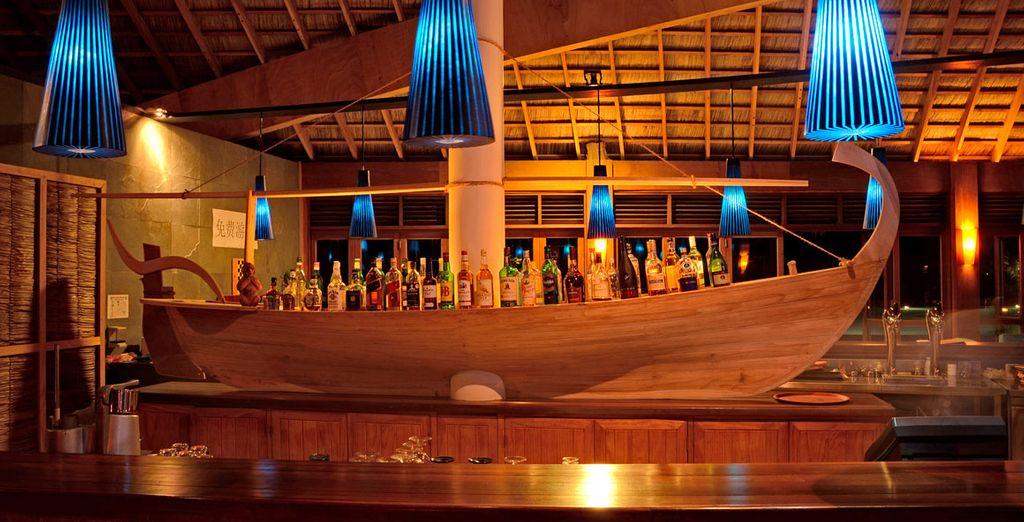 Gezellige avonden in de bar