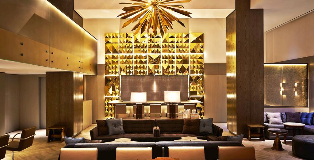 Welkom in het Morgans NYC Hotel