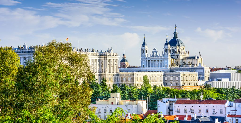 Welkom in Madrid!