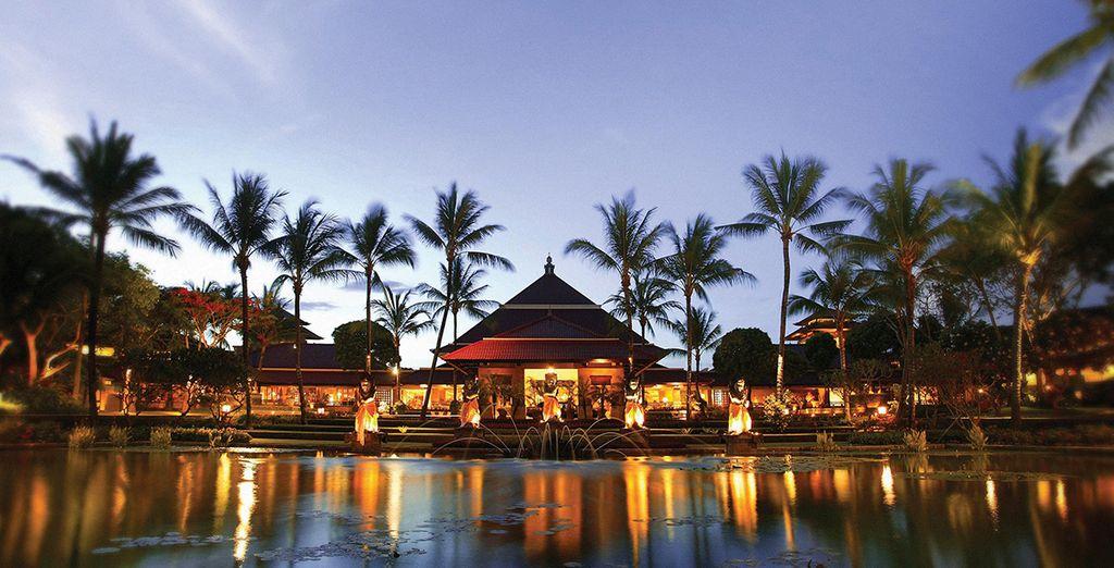 Een prachtige plek om uw Balinese avontuur te beëindigen