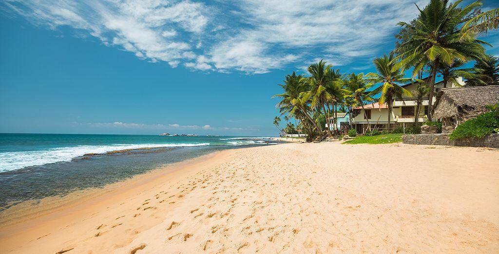 Vervolgens zullen we u weg tonen naar de stranden van Jimbaran