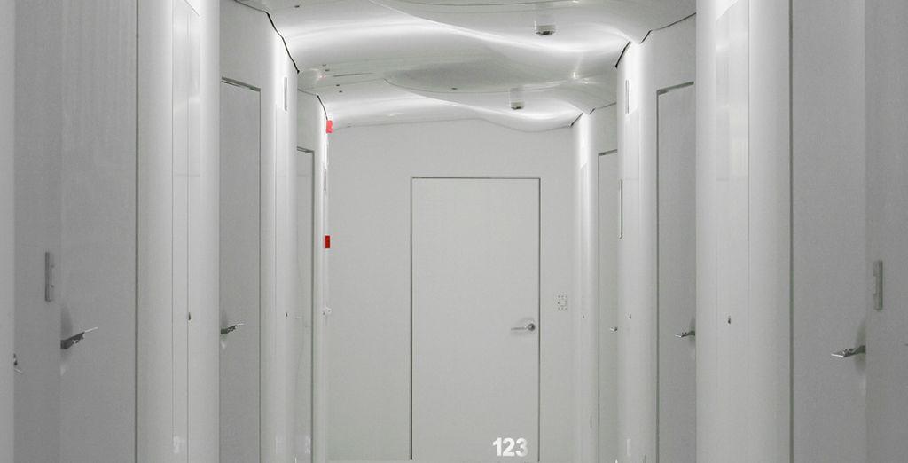 Die voor unieke ruimtes hebben gezorgd