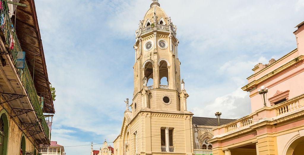 Ontdek het historische erfgoed van de stad