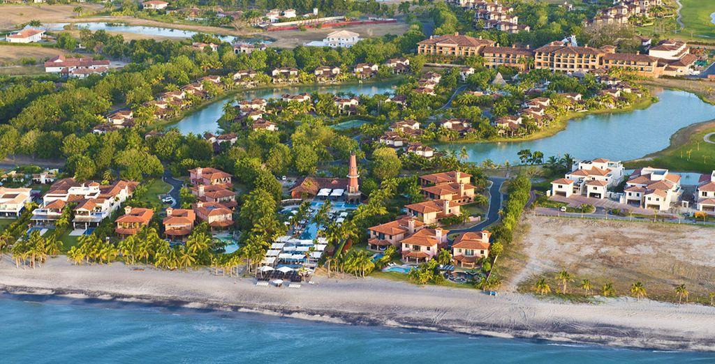 U verblijft in het JW Marriott Panama Beach and Golf Resort