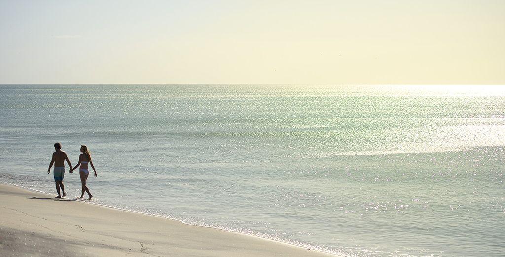 Voor een onvergetelijk verblijf aan afgelegen stranden