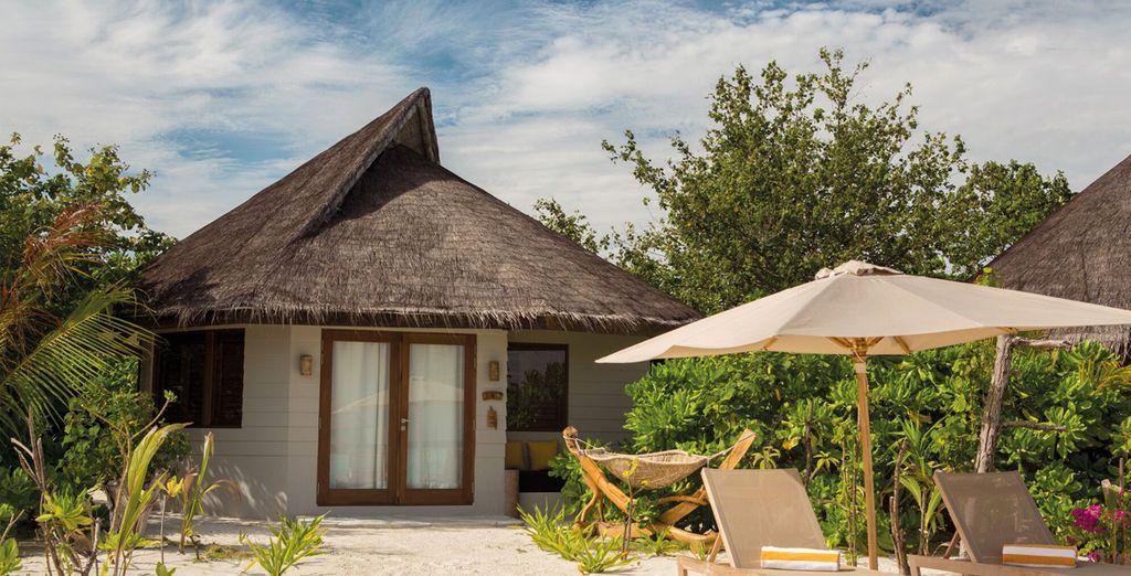 Verblijf in een Beach Villa
