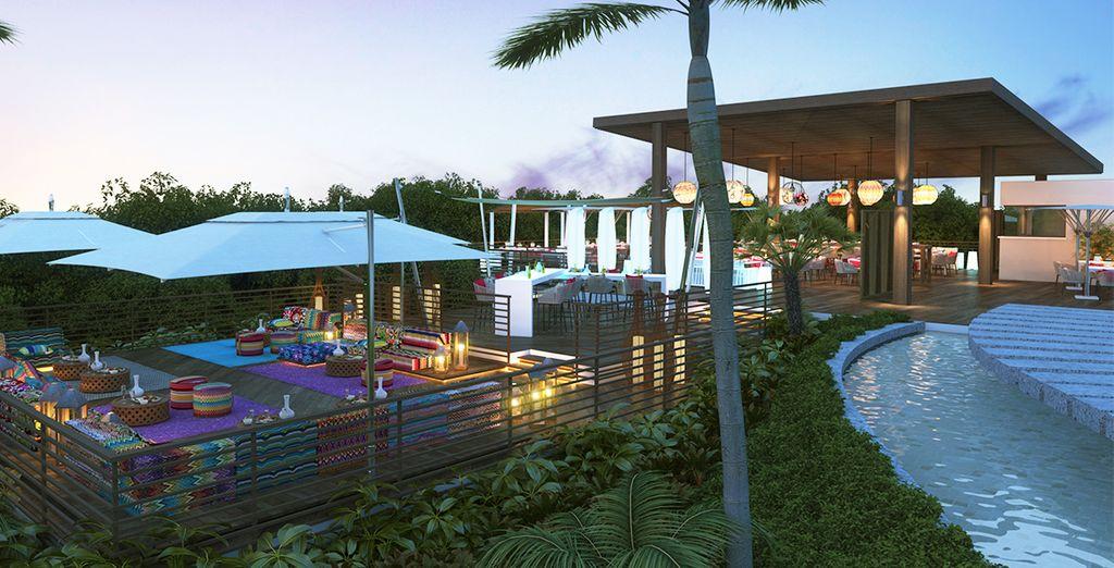 Een hotel enkel voor volwassenen voor een idyllische reis