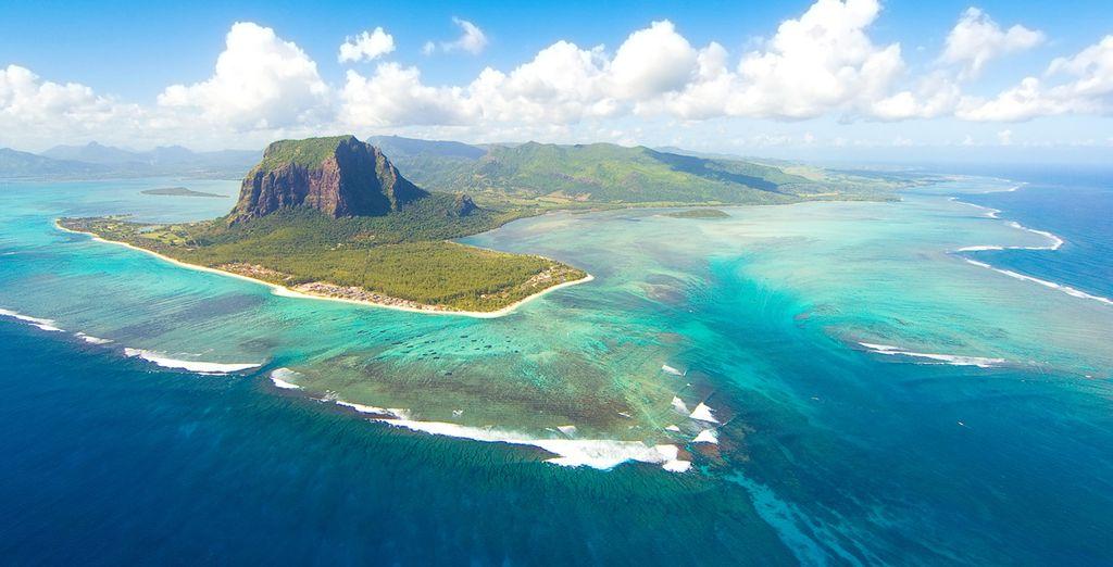 We nemen u mee naar Mauritius!