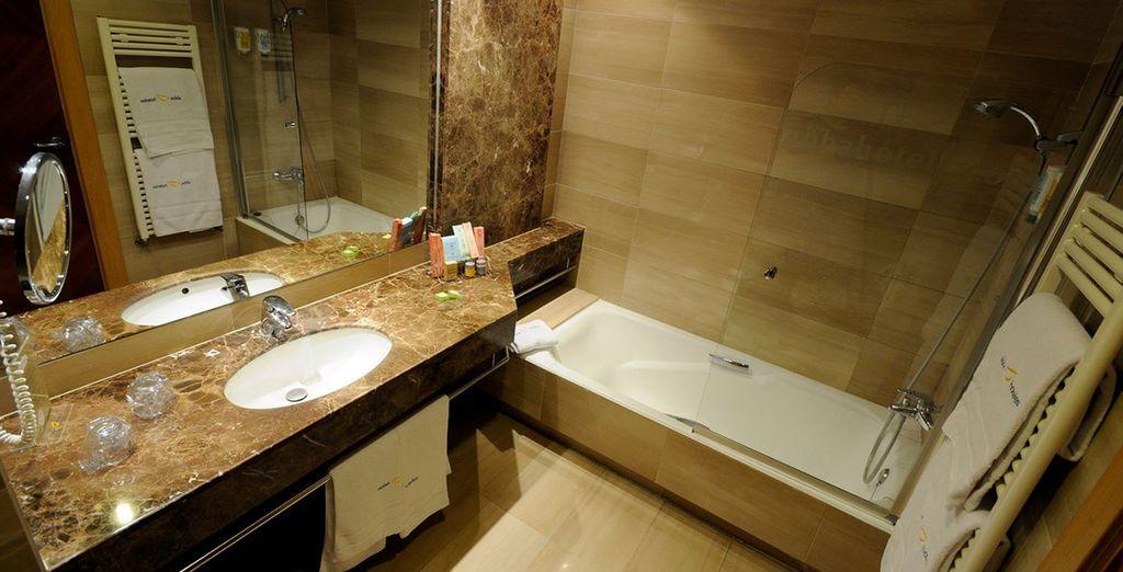 Een complete badkamer voor uw totaal comfort