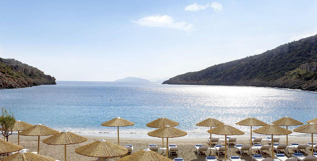 Welkom in het Daios Cove Luxury Resort & Villas 5*