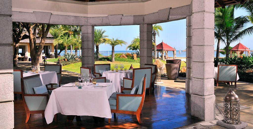 Begin uw dag rustig in het Coast2Coast restaurant