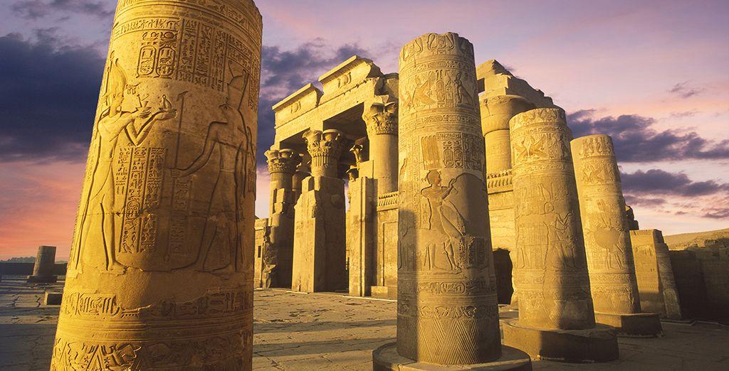 Een cruise over de majestueuze Nijl vergeet u nooit meer