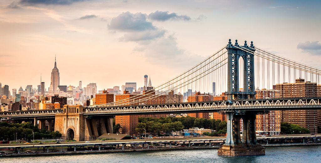 Steek de Brooklyn Bridge over en ontdek bruisend Brooklyn