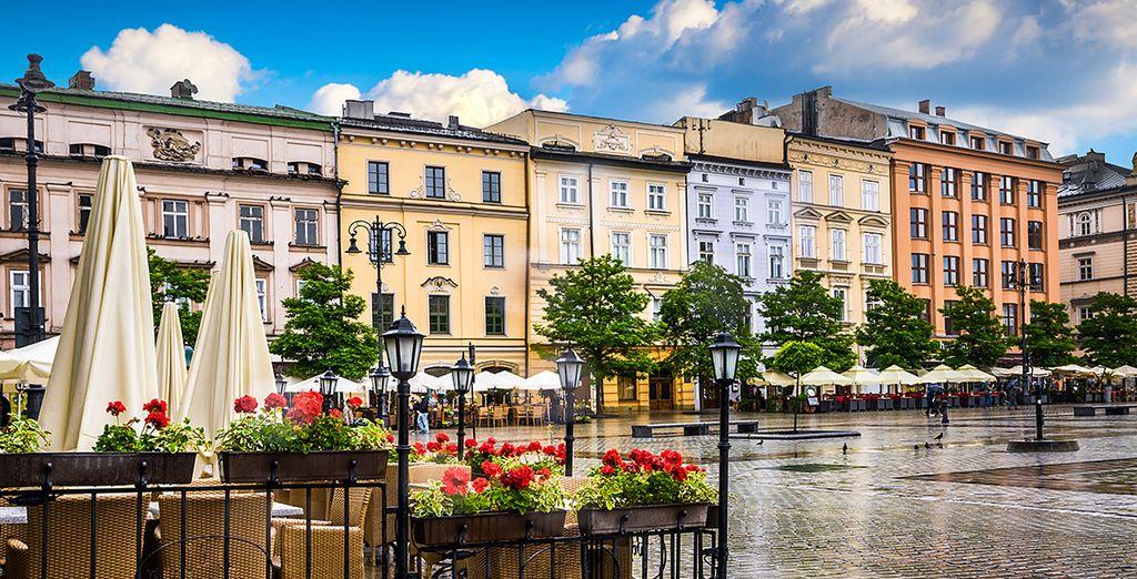 Laat u verbazen door de Poolse hoofdstad