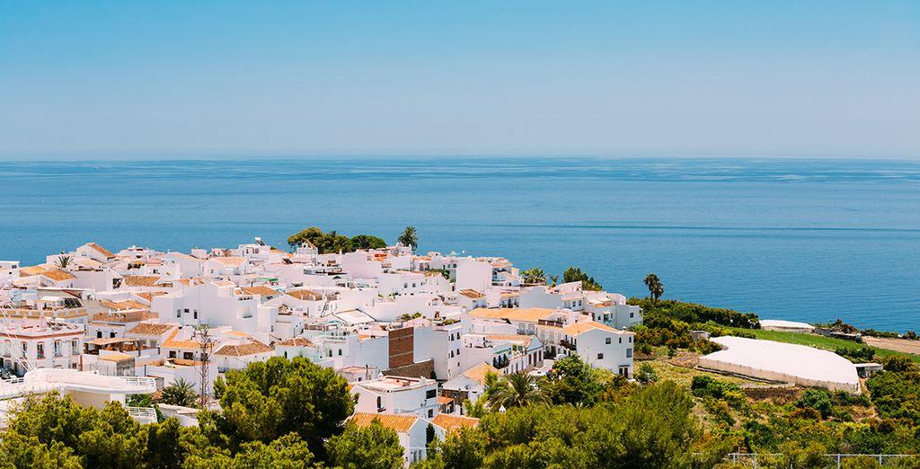 Onder de Andalusische zon