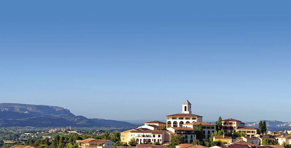 Kom naar de Provence