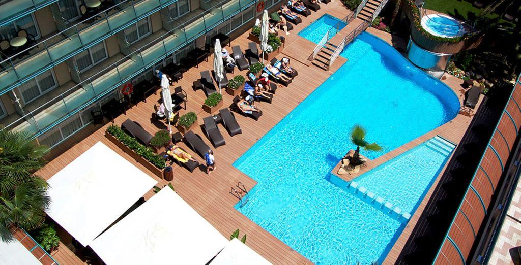 Welkom in het Hotel Kaktus Playa