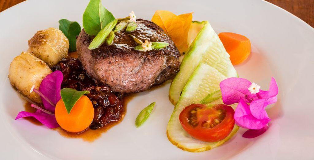 Ontdek de creatieve en moderne keuken gebaseerd op streekgerechten
