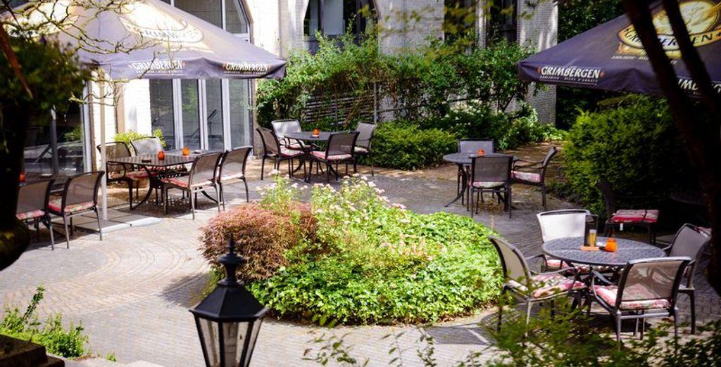 Bij Fletcher Hotel Restaurant Epe-Zwolle 4*
