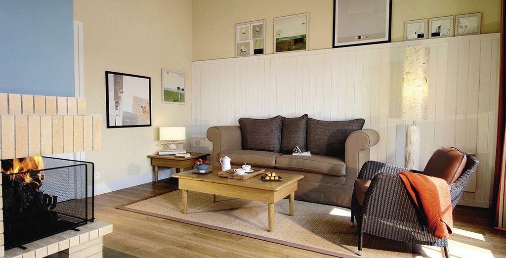 U heeft de keuze uit verschillende comfortable cottages