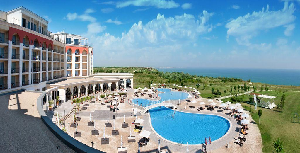Welkom in het Lighthouse Golf Resort 5*