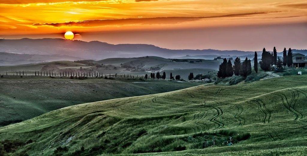 In Toscane