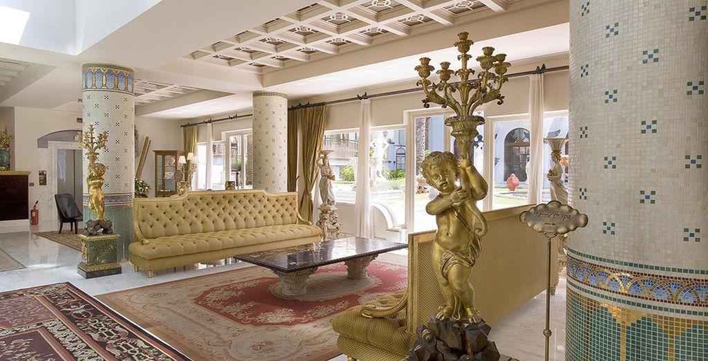 Welkom in het Terme Manzi Hotel & Spa