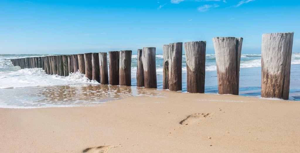 Fijne vakantie aan de Zeeuwse kust!