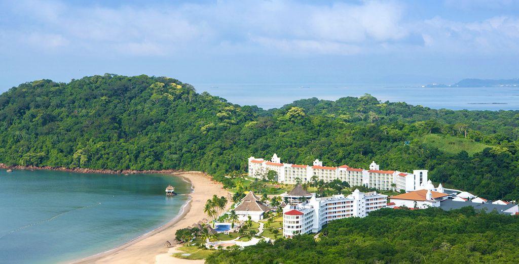 Waar u verblijft in het Hotel Dreams Delight Playa Bonita