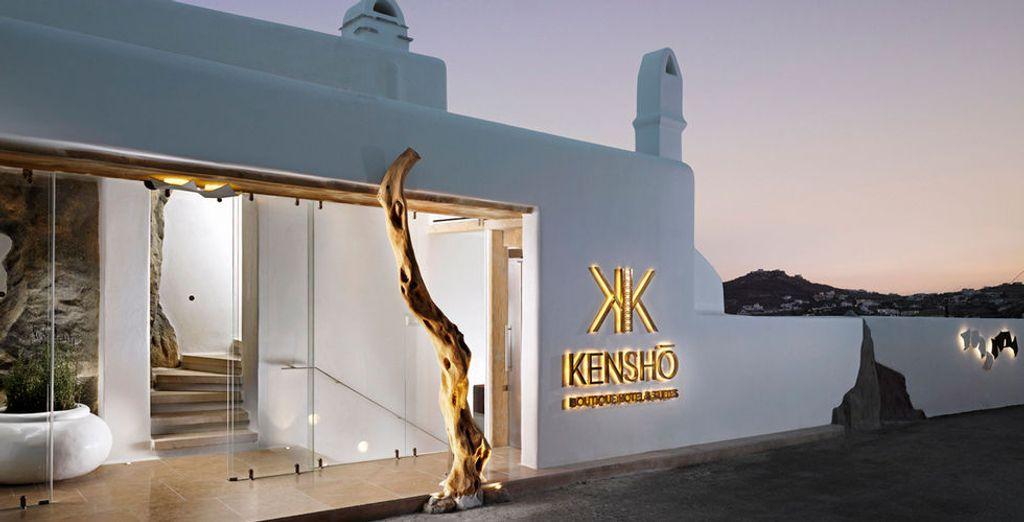 Welkom in het Kensho Boutique Hotel!