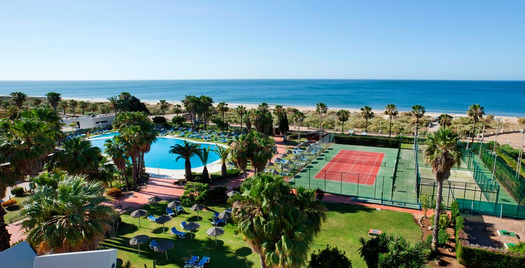 Een 4* resort aan de kust