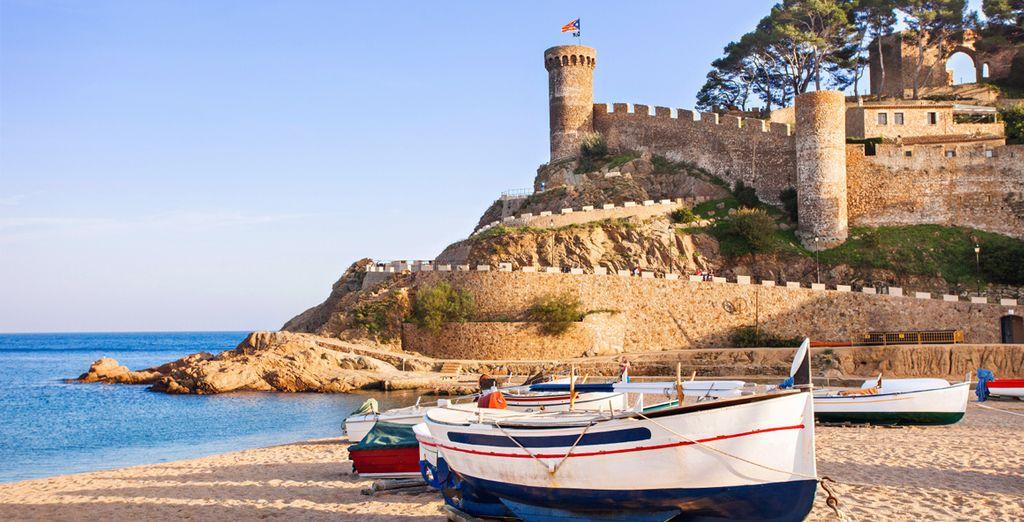 Een Catalaanse Oase aan de Costa Brava